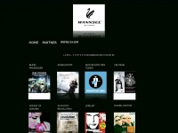 wannsee-records.de Webseite Vorschau