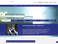 reimmann.ch Webseite Vorschau