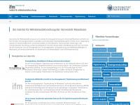 institut-fuer-mittelstandsforschung.de