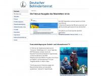 deutscher-behindertenrat.de