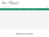 kirche-mascherode.de Webseite Vorschau
