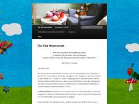 kita-nimmersatt.de Webseite Vorschau