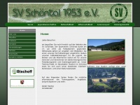 Sv-schoental.de