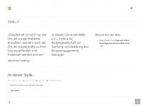 3win-institut.de Webseite Vorschau