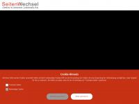 seitenwechsel.com Webseite Vorschau