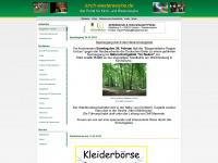 kirch-westerweyhe.de Webseite Vorschau