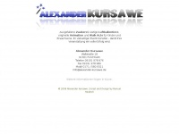 Alexander-kursawe.de