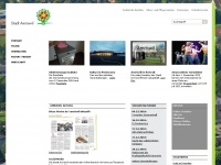 amriswil.ch Webseite Vorschau