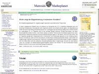 matheplanet.de