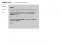 nmbdesign.de Webseite Vorschau