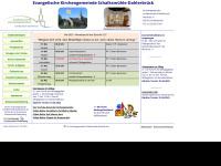 kirchengemeinde-schalksmuehle-dahlerbrueck.de Webseite Vorschau