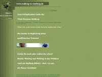 walking-in-stolberg.de Webseite Vorschau