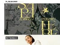 dachstock.ch Webseite Vorschau