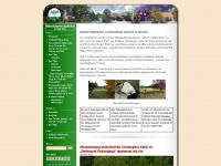 warendorfer-golfclub.de Webseite Vorschau