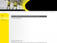 xc-academy.com Webseite Vorschau
