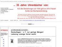 uhrenbuch.de