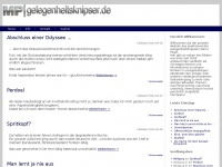 gelegenheitsknipser.de