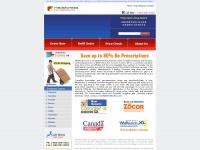 medsforless.com Webseite Vorschau
