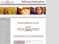 stiftung-kinderjahre.de
