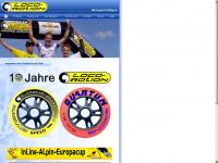 loco-motion.com Webseite Vorschau