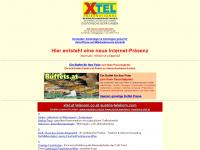 xtel.at Webseite Vorschau