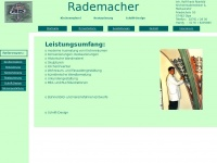 kirchenmaler-rademacher.de Thumbnail