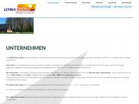loma-solar.de Webseite Vorschau