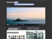 fotoforum.de Webseite Vorschau
