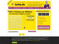 lotty.de Webseite Vorschau