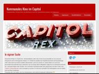 kino-im-capitol.de Webseite Vorschau