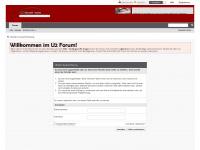 u2-forum.de Webseite Vorschau