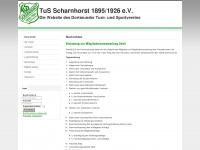 tusscharnhorst.de