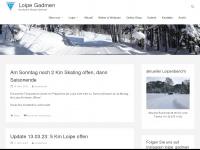 loipe-gadmen.ch Webseite Vorschau