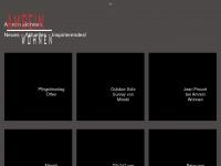 amrein.ch Webseite Vorschau