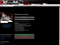 xtreme-mod.net Webseite Vorschau