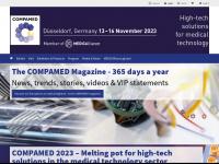 compamed-tradefair.com