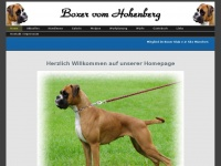 boxervomhohenberg.de