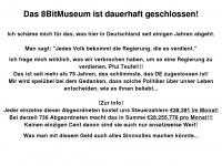 8bitmuseum.de Webseite Vorschau