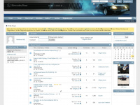 r129-forum.de Webseite Vorschau