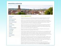 Reiseinfos-oxford.de