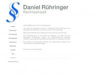 rechtsanwalt-ruehringer.de