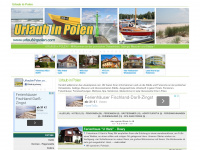 urlaubinpolen.com