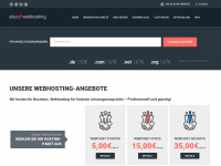 ebiz-webhosting.de Thumbnail