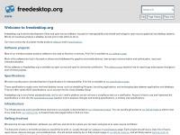 freedesktop.org