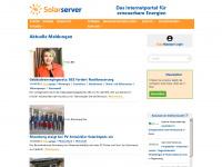 solarserver.de Webseite Vorschau