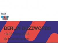 berlinbuzzwords.de