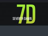 7thdawn.de Webseite Vorschau