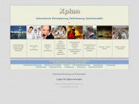 xplan-software.eu Webseite Vorschau