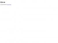 z2b.de Webseite Vorschau