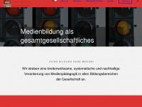 keine-bildung-ohne-medien.de Webseite Vorschau
